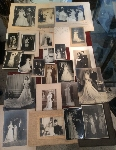Collection of more than 200 Bride Groom Marriage wedding photos 1890 to 1950