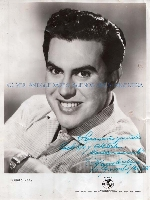 Manolo Alvarez Mera tenor opera hand signed and dedicated big photo