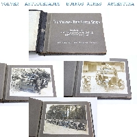 The Military Type Austin Seven British Army RARE PHOTO ALBUM