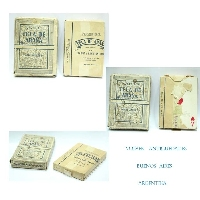 Argentinian Naipes Tela de Araña Poker old playing cards FLAIBAN y CAMILLONI
