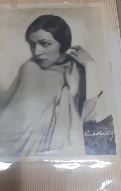 Fotos / Photos   BERTA SINGERMAN judaica more than 90 photos actress poet Annemarie Heinrich VENDIDO / SOLD