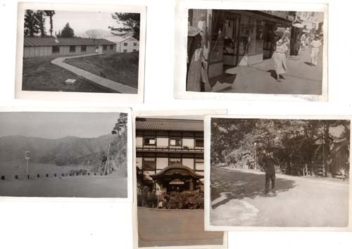 Fotos / Photos   Lot of more than 70 soldiers real photo Japan Occ Korea Us