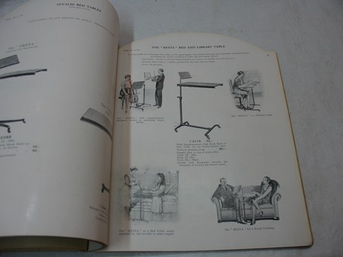 Catalogos / Catalogs   METALCRAFT fireside gong writing inkstands stands smokers catalog 1924  91 pages